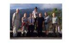 2004: La Palma, the gang at Mirador de la Montana