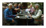 2009: La Gomera, lunch-time