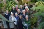 BPS and BGCA members in the Fernery - photo taken by Paul Sharp